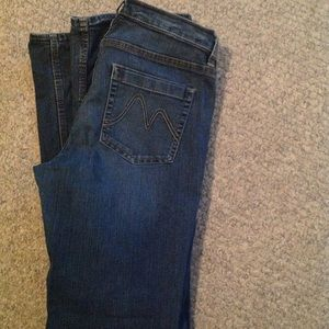 New York & Company Jeans - NY & Co curvy bootcut jeans size 6